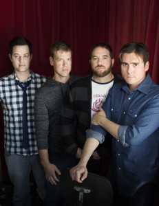 This July will mark Jimmy Eat World's first appearance in Victoria (photo provided).