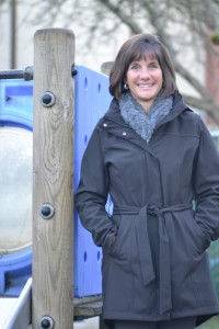 Lisa Stekelenburg is the manager of Child Care Services at Camosun (photo by Jill Westby/Nexus).