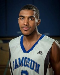 Camosun Charger Hassan Phills (photo provided).
