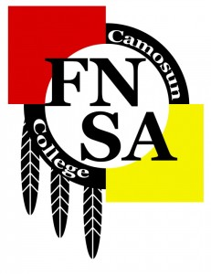 Indigeviews is the column of the Camosun College First Nations Students Association (graphic provided).