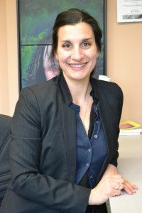 Camosun College Nursing instructor Michele Agostinelli (photo by Jill Westby/Nexus).
