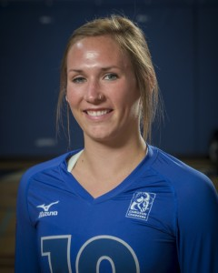 Erika Sheen used to play for the Camosun Chargers; now she coaches them (photo provided).