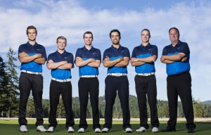The Camosun Chargers golf team is looking to have a seaon to remember this year (photo by Kevin Light).