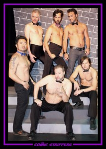 Look out, Victoria: the Comic Strippers are returning to town (photo provided).