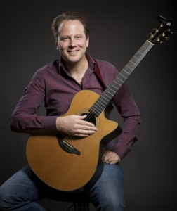 Brian Gore is part of International Guitar Night, in town on January 17 (photo by Suzanne Teresa).