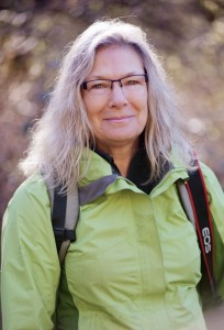 Local author Gwen Curry (photo provided).