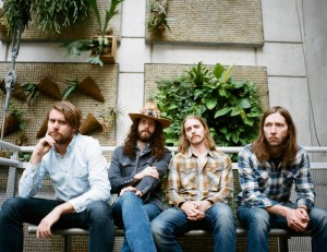 The Sheepdogs have made it through some lineup changes and are ready to bring their rock back to Victoria (photo by Vanessa Heins).