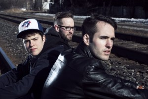 Toronto's Pram Trio will be playing Hermann's on March 19 (photo provided).