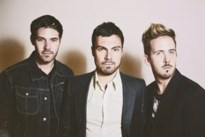 Toronto's Young Empires are bringing their rock to town for a show at Sugar on Wednesday, May 18 (photo provided).