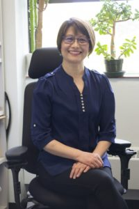 Camosun College Statistics instructor Susan Chen (photo by Jill Westby/Nexus).