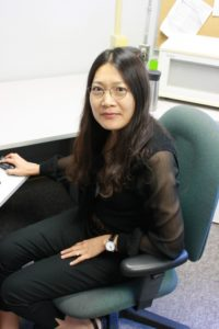 Camosun College Language instructor Esther Lee (photo provided).