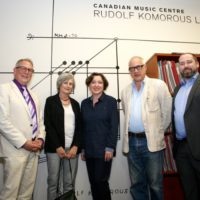 The Canadian Music Centre has opened up shop in Victoria (photo by Tom Hudock).