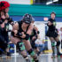 Roller derby is a rough-and-tumble sport, and Victoria's Eves of Destruction know it (photo by Amus Productions).