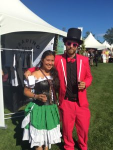 A small sampling of some of the characters at this year's beer fest (photo by Adam Boyle/Nexus).
