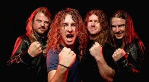 Airbourne are ready to rock Victoria (photo provided).